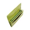 تصویر کیف پول زنانه چرم Z10 سبز