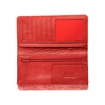 تصویر کیف پول زنانه چرم کدZ13  قرمز